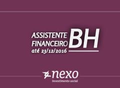 Assistente Financeiro/BH