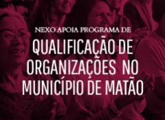Nexo apoia Programa de Qualificação de Organizações no município de Matão