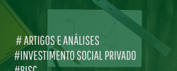 Investimento Social Privado teve queda de 13% em 2018, aponta a nova edição do BISC
